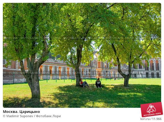 Москва. Царицыно, фото № 11966, снято 29 мая 2017 г. (c) Vladimir Suponev / Фотобанк Лори