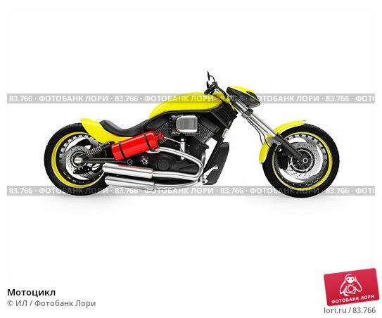 Мотоцикл, иллюстрация № 83766 (c) ИЛ / Фотобанк Лори