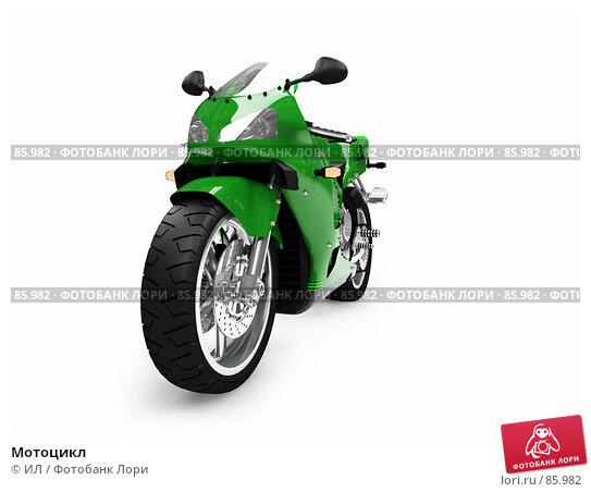 Мотоцикл, иллюстрация № 85982 (c) ИЛ / Фотобанк Лори