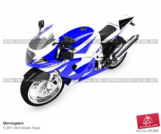 Мотоцикл, иллюстрация № 85998 (c) ИЛ / Фотобанк Лори