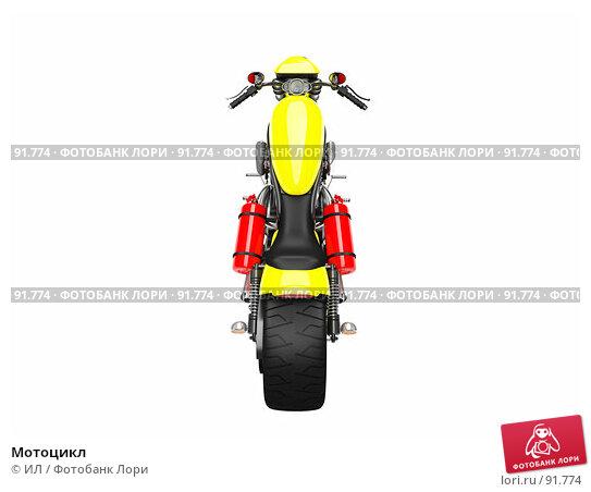 Мотоцикл, иллюстрация № 91774 (c) ИЛ / Фотобанк Лори