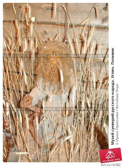 Музей суеверий русского народа. Углич. Полевик, эксклюзивное фото № 6082, снято 11 ноября 2005 г. (c) Ирина Терентьева / Фотобанк Лори