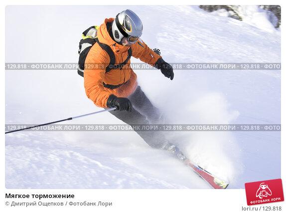 Мягкое торможение, фото № 129818, снято 4 февраля 2007 г. (c) Дмитрий Ощепков / Фотобанк Лори