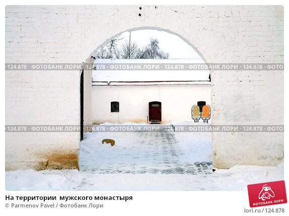 На территории  мужского монастыря, фото № 124878, снято 18 ноября 2007 г. (c) Parmenov Pavel / Фотобанк Лори