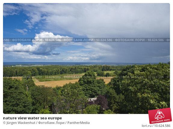 nature view water sea europe. Стоковое фото, фотограф Jürgen Wackenhut / PantherMedia / Фотобанк Лори