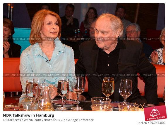 Купить «NDR Talkshow in Hamburg Featuring: Senta Berger, Michael Verhoeven Where: Hamburg, Deutschland, Germany When: 23 Feb 2018 Credit: Starpress/WENN.com», фото № 29747802, снято 23 февраля 2018 г. (c) age Fotostock / Фотобанк Лори