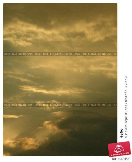 Небо, эксклюзивное фото № 454, снято 30 июля 2004 г. (c) Ирина Терентьева / Фотобанк Лори