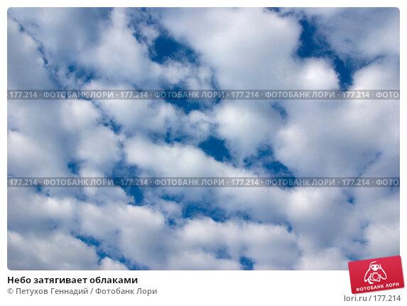 Небо затягивает облаками, фото № 177214, снято 19 июля 2007 г. (c) Петухов Геннадий / Фотобанк Лори