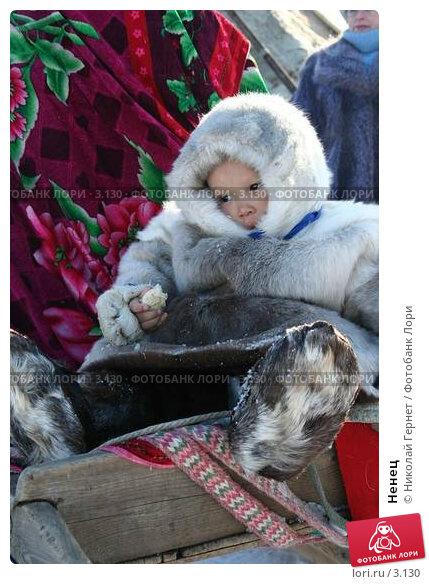 Ненец, фото № 3130, снято 25 марта 2006 г. (c) Николай Гернет / Фотобанк Лори