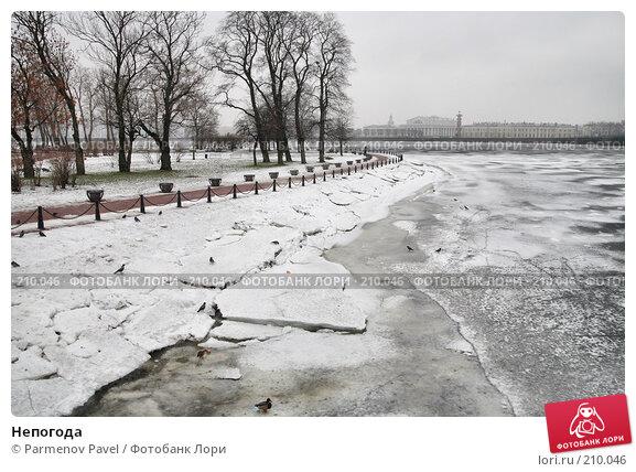 Непогода, фото № 210046, снято 7 февраля 2008 г. (c) Parmenov Pavel / Фотобанк Лори
