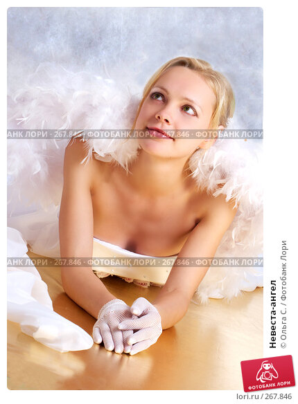 Невеста-ангел, фото № 267846, снято 3 октября 2007 г. (c) Ольга С. / Фотобанк Лори
