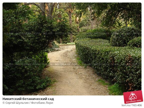 Никитский ботанический сад, фото № 163406, снято 8 апреля 2007 г. (c) Сергей Шульгин / Фотобанк Лори