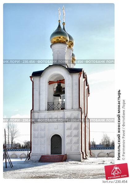 Никольский женский монастырь, фото № 230454, снято 24 февраля 2008 г. (c) Parmenov Pavel / Фотобанк Лори