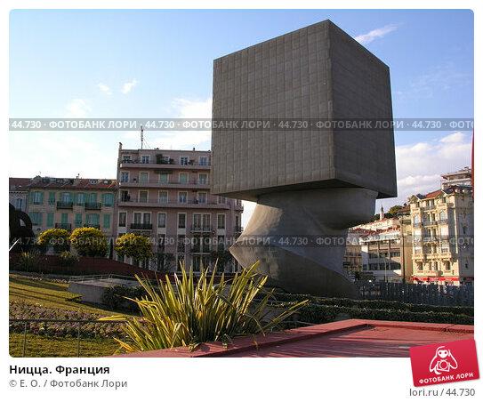 Ницца. Франция, фото № 44730, снято 4 марта 2005 г. (c) Екатерина Овсянникова / Фотобанк Лори