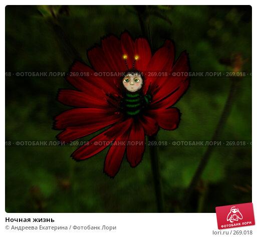 Ночная жизнь, иллюстрация № 269018 (c) Андреева Екатерина / Фотобанк Лори