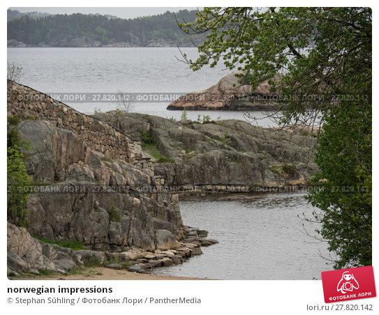 Купить «norwegian impressions», фото № 27820142, снято 21 октября 2018 г. (c) PantherMedia / Фотобанк Лори