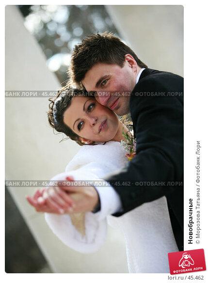 Новобрачные, фото № 45462, снято 14 апреля 2007 г. (c) Морозова Татьяна / Фотобанк Лори
