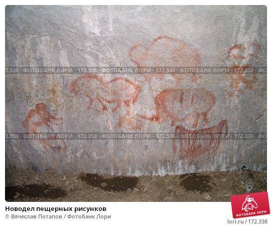 Новодел пещерных рисунков, фото № 172338, снято 18 октября 2007 г. (c) Вячеслав Потапов / Фотобанк Лори