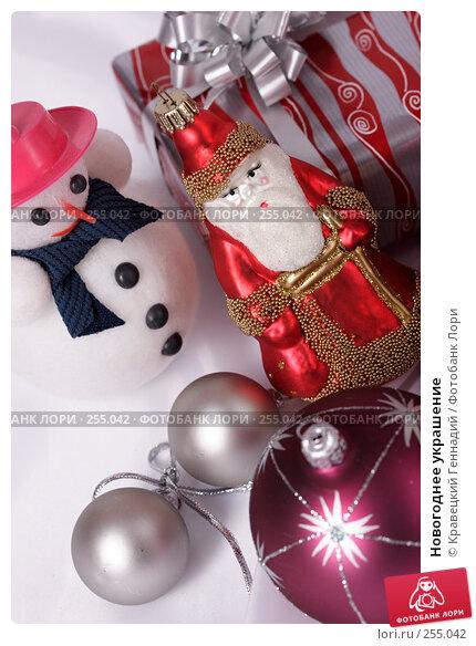 Новогоднее украшение, фото № 255042, снято 20 ноября 2004 г. (c) Кравецкий Геннадий / Фотобанк Лори