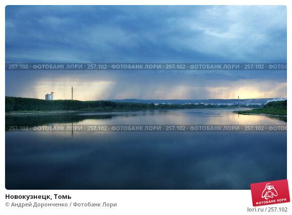 Новокузнецк, Томь, фото № 257102, снято 28 июля 2017 г. (c) Андрей Доронченко / Фотобанк Лори