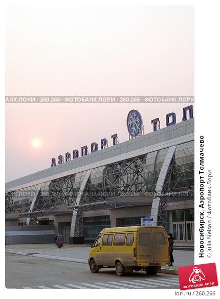 Новосибирск. Аэропорт Толмачево, фото № 260266, снято 20 апреля 2008 г. (c) Julia Nelson / Фотобанк Лори