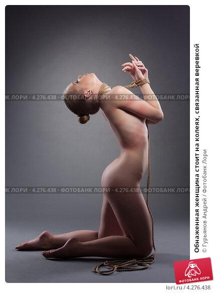 Фото голых жен шибари