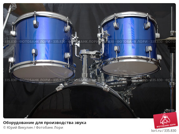 Оборудование для производства звука, фото № 335830, снято 18 июня 2008 г. (c) Юрий Викулин / Фотобанк Лори