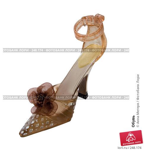 Обувь, фото № 248174, снято 10 февраля 2008 г. (c) Анна Мегеря / Фотобанк Лори