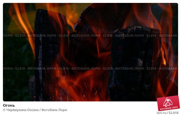 Огонь, фото № 52818, снято 11 июня 2007 г. (c) Черёмухина Оксана / Фотобанк Лори