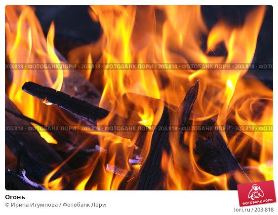 Огонь, фото № 203818, снято 2 июня 2007 г. (c) Ирина Игумнова / Фотобанк Лори