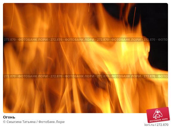 Огонь, фото № 272870, снято 1 мая 2008 г. (c) Смыгина Татьяна / Фотобанк Лори