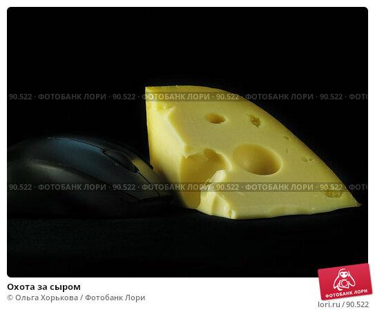 Охота за сыром, фото № 90522, снято 14 сентября 2007 г. (c) Ольга Хорькова / Фотобанк Лори