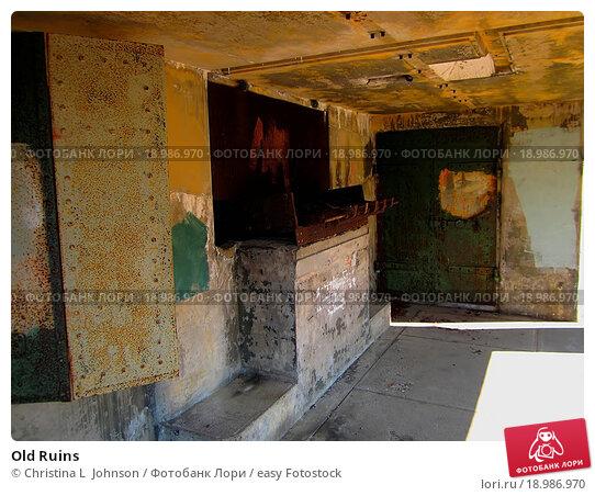 Купить «Old Ruins», фото № 18986970, снято 26 апреля 2019 г. (c) easy Fotostock / Фотобанк Лори