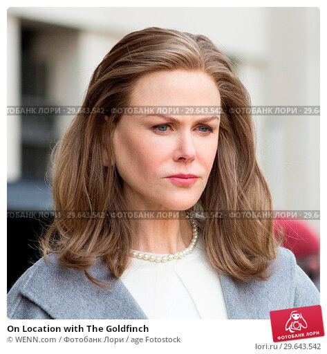 Купить «On Location with The Goldfinch Featuring: Nicole Kidman Where: New York, New York, United States When: 13 Mar 2018 Credit: WENN.com», фото № 29643542, снято 13 марта 2018 г. (c) age Fotostock / Фотобанк Лори