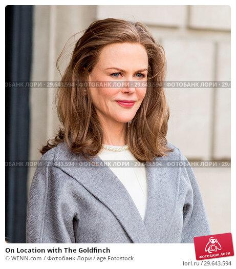 Купить «On Location with The Goldfinch Featuring: Nicole Kidman Where: New York, New York, United States When: 13 Mar 2018 Credit: WENN.com», фото № 29643594, снято 13 марта 2018 г. (c) age Fotostock / Фотобанк Лори