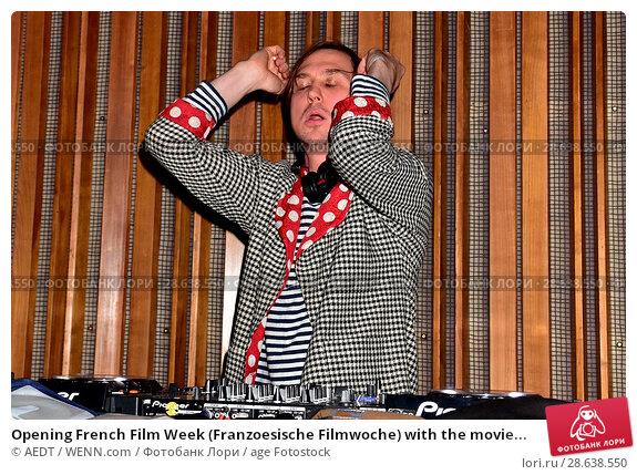 Купить «Opening French Film Week (Franzoesische Filmwoche) with the movie 'Jacques - Entdecker der Ozeane' at Kino International. Featuring: Lars Eidinger Where...», фото № 28638550, снято 30 ноября 2016 г. (c) age Fotostock / Фотобанк Лори