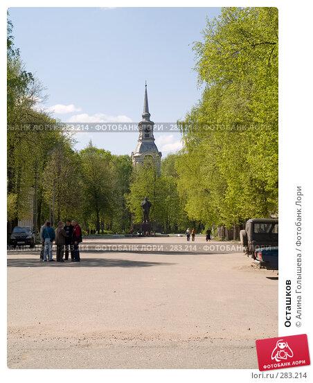 Осташков, эксклюзивное фото № 283214, снято 11 мая 2008 г. (c) Алина Голышева / Фотобанк Лори