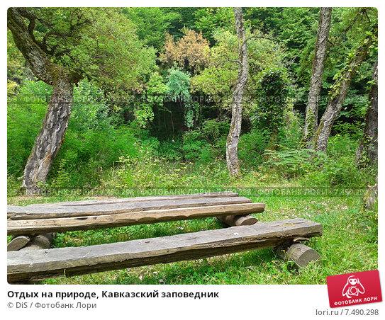 Купить «Отдых на природе, Кавказский заповедник», фото № 7490298, снято 27 мая 2015 г. (c) DiS / Фотобанк Лори