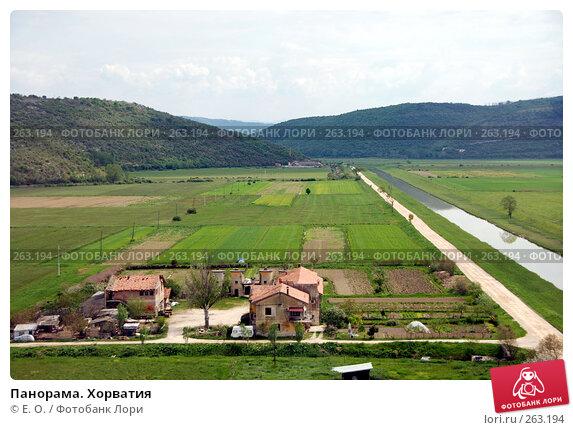 Панорама. Хорватия, фото № 263194, снято 25 апреля 2008 г. (c) Екатерина Овсянникова / Фотобанк Лори
