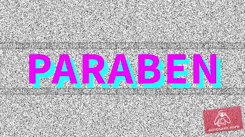 Парабен. Paraben. Word about chemical problem on noisy old screen. Looping VHS interference. Vintage animated background. 4K video footage. Стоковая анимация, видеограф Dmitry Domashenko / Фотобанк Лори