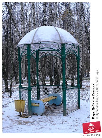Парк Дубки, в Химках, эксклюзивное фото № 159174, снято 13 ноября 2007 г. (c) Журавлев Андрей / Фотобанк Лори