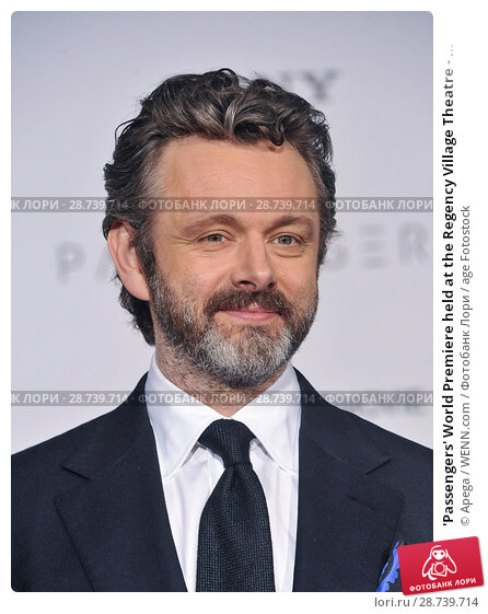 Купить «'Passengers' World Premiere held at the Regency Village Theatre - Arrivals Featuring: Michael Sheen Where: Los Angeles, California, United States When: 15 Dec 2016 Credit: Apega/WENN.com», фото № 28739714, снято 15 декабря 2016 г. (c) age Fotostock / Фотобанк Лори