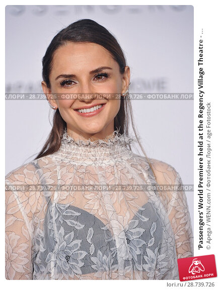 Купить «'Passengers' World Premiere held at the Regency Village Theatre - Arrivals Featuring: Rachael Leigh Cook Where: Los Angeles, California, United States When: 15 Dec 2016 Credit: Apega/WENN.com», фото № 28739726, снято 15 декабря 2016 г. (c) age Fotostock / Фотобанк Лори