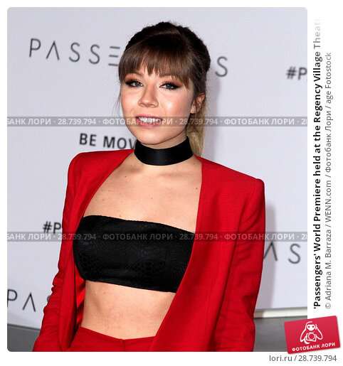 Купить «'Passengers' World Premiere held at the Regency Village Theatre - Arrivals Featuring: Jennette McCurdy Where: Los Angeles, California, United States When...», фото № 28739794, снято 14 декабря 2016 г. (c) age Fotostock / Фотобанк Лори