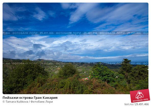 Купить «Пейзажи острова Гран Канария», фото № 29491466, снято 17 ноября 2018 г. (c) Tamara Kulikova / Фотобанк Лори