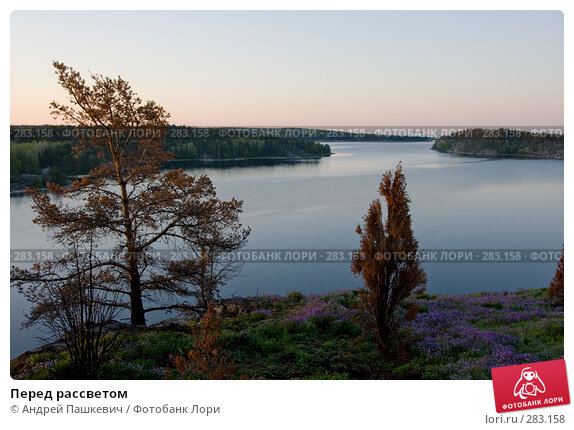 Перед рассветом, фото № 283158, снято 3 июня 2007 г. (c) Андрей Пашкевич / Фотобанк Лори