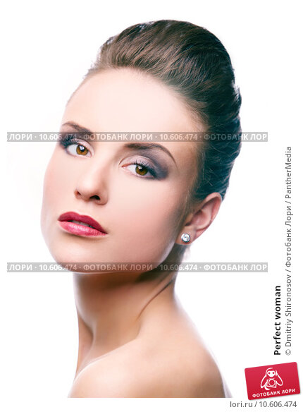 Perfect woman . Стоковое фото, фотограф Dmitriy Shironosov / PantherMedia / Фотобанк Лори