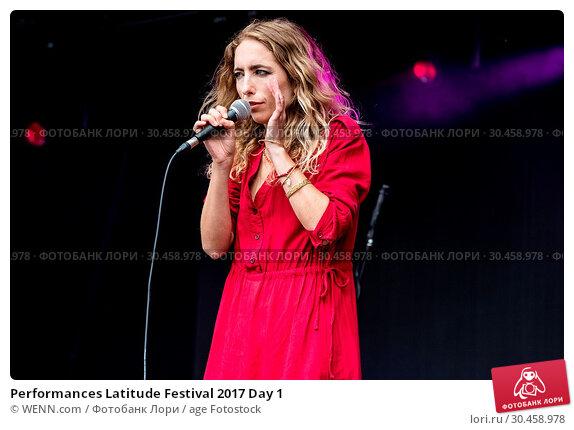 Performances Latitude Festival 2017 Day 1. Редакционное фото, фотограф WENN.com / age Fotostock / Фотобанк Лори
