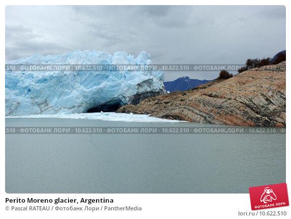 Perito Moreno glacier, Argentina. Стоковое фото, фотограф Pascal RATEAU / PantherMedia / Фотобанк Лори