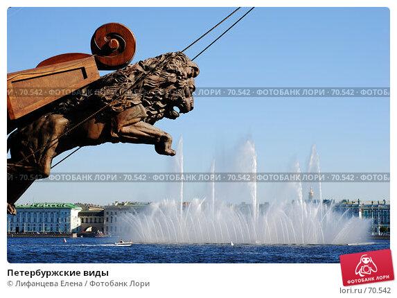 Петербуржские виды, фото № 70542, снято 9 августа 2007 г. (c) Лифанцева Елена / Фотобанк Лори